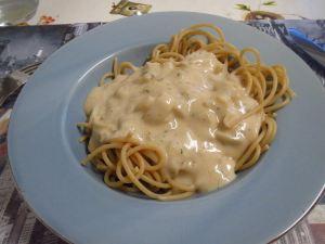 Sales8761 Spaghetti-Cremesauce
