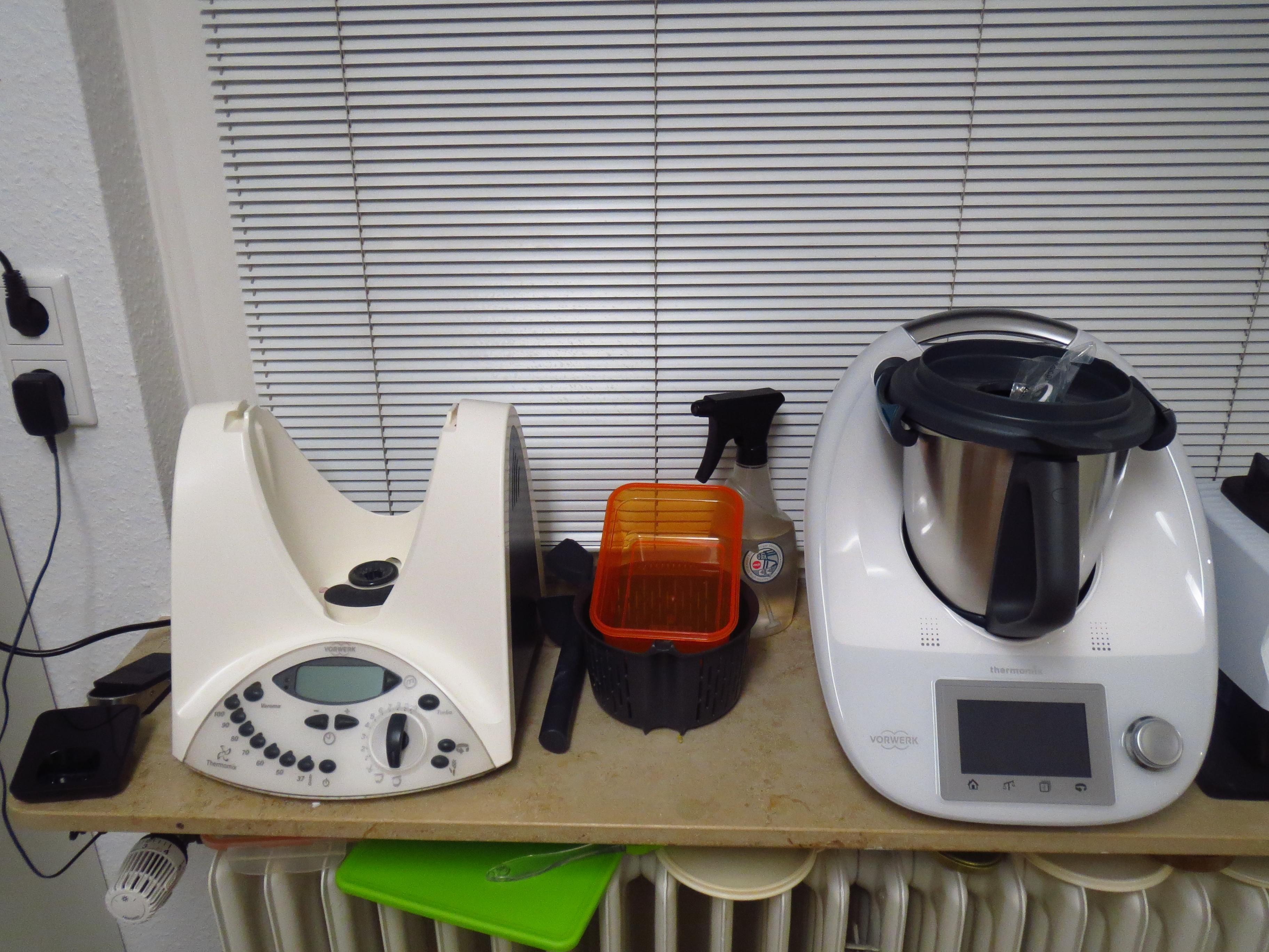 Küchengeräte – Nicht nur Vollwert